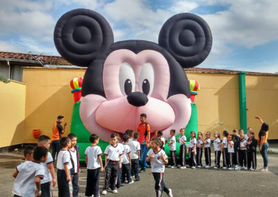 inflable grande mickey
